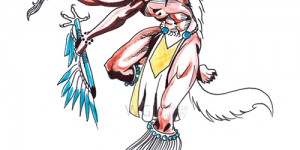 Indigenous Illustrations